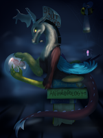 Discord And The Fandom by BellalyseWinchester