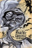 Fear and Loathing in Las Vegas Dictionary Art by Undead-Art