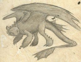 another toothless by little-ampharos