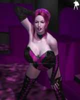Commission: Vixen The Vamp by Supro3D