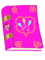 The Book of Pinkieism by Salohcin-Silverwing