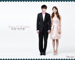 [EditPic] SeoHan #28: Wedding Picture by KimLena