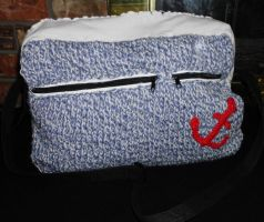 Nautical Bag by MissKittyChaos