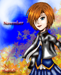 November by Crimson-Strength