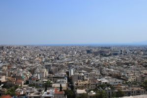 Athens by Elessar91