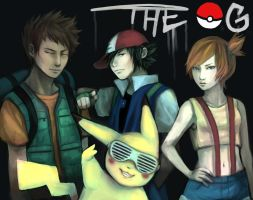 Pokemon: Original Gangsters v2 by c-dra