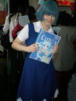 Cirno Cosplay! by 8loodlust