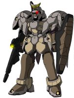 SCM-G01HM Shamshir High Mobility Armor Type by unoservix