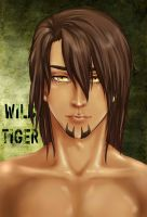 Wild Wild Tiger by Evil---Angel