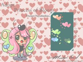 Princess Of Bloom Adopted! by YayZ0mbies by xXxMantrumxXx