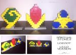 Spiritual Stones: LEGO VERSION by john1315