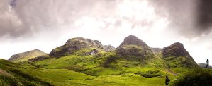 Glen Coe by Intrepidity87