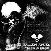 Fallen Angel CD Front Cover by FallenAngelBand