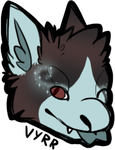 Lil Poff Headshot by Vyrra