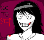 Jeff The Killer~ by MeinSchneckchen