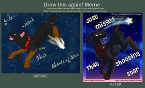 Draw This Again Meme by Mrchocolate0