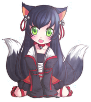 Chibi Commission 6 by cytes