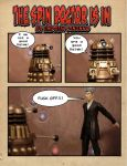 A Good Dalek? by GhostLord89