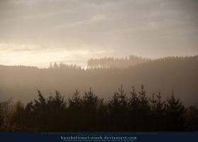 Taunus Evening II by kuschelirmel-stock