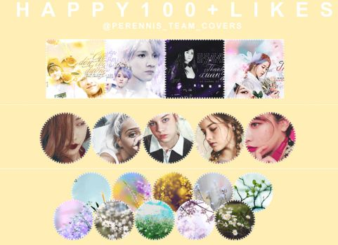 HAPPY PERENNIS 100 LIKES by RinYHEnt