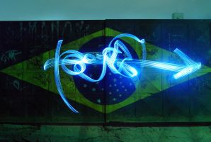 light graffiti VII by roledeluz