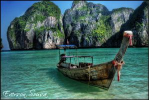 Island HDR Process by everson4