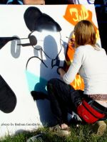 Graffiti art 1 by Japaneska