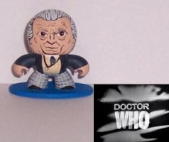First Doctor Micro Mugg by Calcifer-Boheme