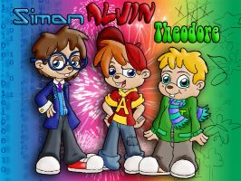 Old - Alvin and the Chipmunks by MadMosh