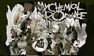MCR-banner by Laumii