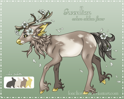 MYO Canterwit Entry: Gwenllian by lonelicrown