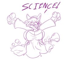 1-23 Stream - Bubbley Kitty Science! by Thiridian