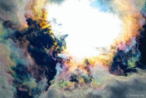 Rainbow Clouds by brittany4231
