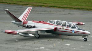 Fouga Magister CM-170 by shelbs2
