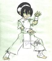 Toph w.i.p. by Radiant-Grey