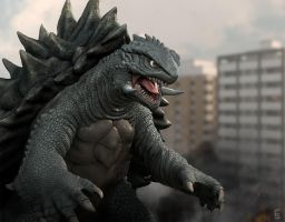 Gamera by Digiwip