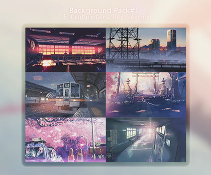 Background Pack_#1 _5 Centimeters Per Second 31P by Keller-LAN