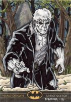 Batman The Legend - Solomon Grundy by tonyperna