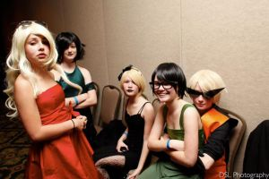 Homestuck Ball Cosplay by muffinguru