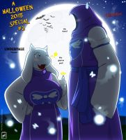 Happy Halloween 2015 special part 2_ complete by wsache2020