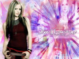 Avril Lavigne by xFireBlastx