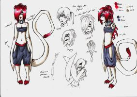 Freya OCT Ref Sheet by AnnieFliesAway
