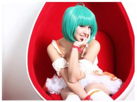 Ranka Lee Shooting by Ama-la