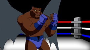 Fang in the Ring by BennytheBeast