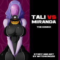 TALI VS MIRANDA AVAILABLE NOW by Witchking00