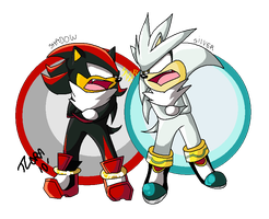 - RQ - Shadow and Silver by frandlle