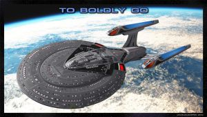 To Boldly Go by unusualsuspex