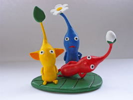 Pikmin by ville10