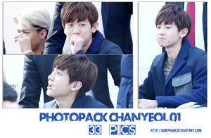 Photopack Chanyeol 01 by JanePham by JanePham