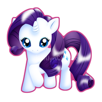 Rarity by Clinkorz